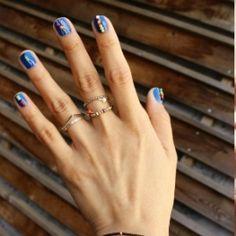 """Novi trend: Manikir """"narukvica na noktima"""""""