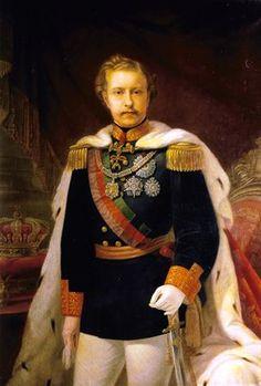 Retrato de D. Luís Autor:Machado, Eduardo (1854-1907) Datação:1871 d.C.