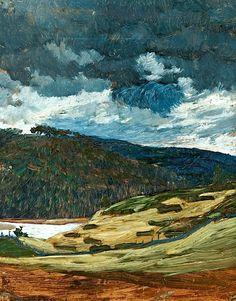Helmer Osslund 1866 - 1938  Summer day