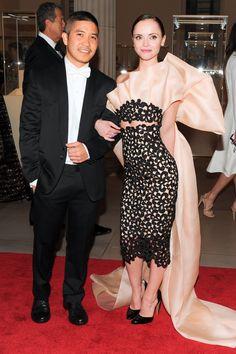The Met's Costume Institute Fashion Gala - NYTimes.com - Thakoon Panichgul and Christina Ricci