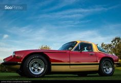 Vintage TVR - Colour by Mark Gilroy | 500px Prime