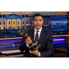 I ❤️ Trevor Noah! — Justin Trudeau pledged $50M to Education Cannot... Trevor Noah, Jon Stewart, The Daily Show, Justin Trudeau, I Work Hard, Comedians, Beautiful Men, Let It Be, Sayings