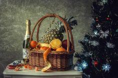 Новогодний натюрморт | foto.by фото.бай