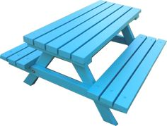"Kid's Timber Picnic Table - ""Mini"" | Kids Outdoor Furniture | Kids Wooden Tables | Kids Wooden Table And Chairs | Kids Picnic Table | TinyTables.com.au"