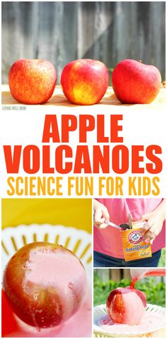 Looking for fall fun with the kids that includes a little science? This fun STEM…