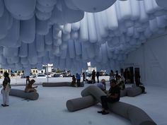 Drift by Snarkitecture  **I Love Installations**