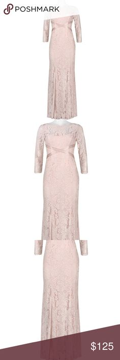 Adrianna Papell Gown New With Tags Color: Blush Adrianna Papell Dresses Prom