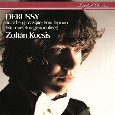 Claude Debussy: Suite bergamasque, Pour le piano, Estampes, Images (oubliées) – Zoltán Kocsis (Audio video)