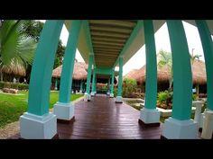 Iberostar Quetzal Tucan Timelapse POV 2016 Riviera Maya Playacar Playa del Carmen Mexico Boardwalk - YouTube