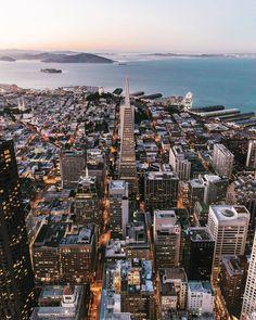 San Francisco California By @erwnchow #sanfrancisco #sf #bayarea #alwayssf #goldengatebridge #goldengate #alcatraz #california