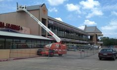 Mac Arther Shopping Center - Dallas, TX – Standing Seam Metal #houstonroofing #dallasroofing #fsrservices
