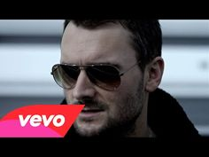 "Eric Church remembers the old days of NASCAR in ""Talladega"" music video 