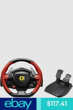 Thrustmaster T300 Rs Power Cord Only Parts Thrustmaster
