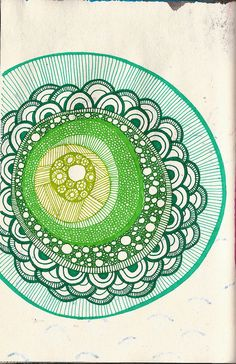 Doodle 33 by kraai65, via Flickr