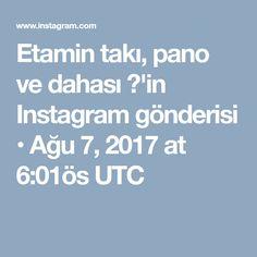 Etamin takı, pano ve dahası 🎈'in Instagram gönderisi • Ağu 7, 2017 at 6:01ös UTC