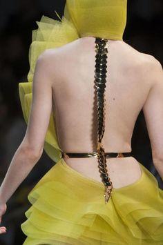 notordinaryfashion:  Alexandre Vanther Haute Couture Spring 2014
