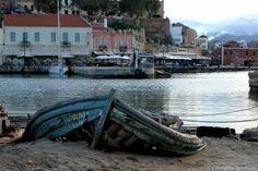 @ Chania, Crete  ~ The boat Loulou