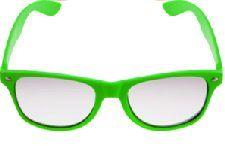 Green Neon Clear Lense Wayfarer Glasses. a popular range of glasses to look cool in http://www.novelties-direct.co.uk/Green-Neon-Clear-Lense-Wayfarer-Glasses.html