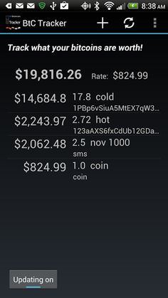 Track what your bitcoins are worth!<p>What is the total value of your bitcoin holdings? How many wallets did you have to consult to find out?  How many addresses and cold, hot, and hosted wallets do you have?  With Bitcoin Tracker you scan or enter your b https://freebitco.in/?r=4611004
