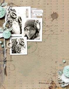 Made with the beautiful 'Makery' collection from Vinnie Pearce Design, available at Scrapbookgraphics http://shop.scrapbookgraphics.com/Makery-collection.html — met Vinnie Pearce Design.