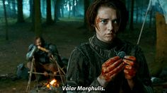 """Woman of GoT. 