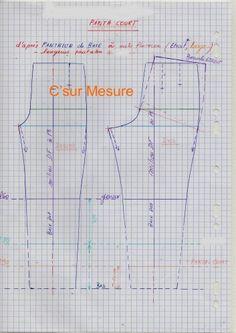 D'apres le Pantalon de Base = longueurs jambes revue ...! cliquez sur l'img = liens vers l'img originale