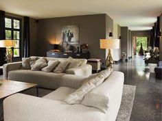Campagne Excellent état Gaz Villa E Villa avec piscine à vendre 5 chambre(s) - surface habitable:643 m2 | Immoweb ref:4136448