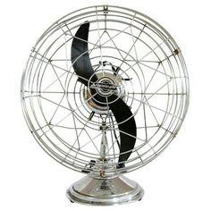 Fresh'nd air vintage fan