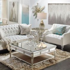 Excellent farmhouse living room are offered on our website. Check it out and you will not be sorry you did. Home Living Room, Living Room Furniture, Living Room Designs, Living Room Decor, House Furniture, White Furniture, Kitchen Living, Apartment Living, Furniture Ideas
