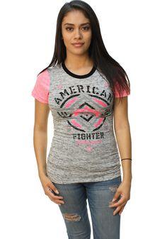 American Fighter Women's Hazelden Short Sleeve T-Shirt