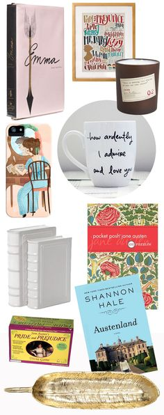 The perfect Jane Austen gift guide!