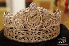 The Replica of Royal Tiara of Her Majesty Sultanah Haminah.