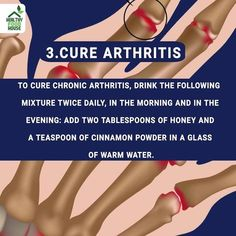 Doctors Have No Explanation: Mix Cinnamon And Honey And Cure Arthritis, Weight Loss, Cholesterol And 3 Other Diseases Source ...