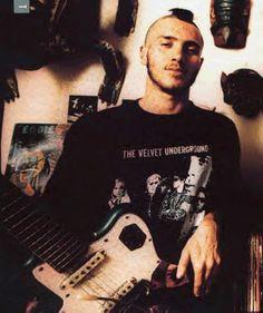 Frusciante Fender Jaguar Blue 1962