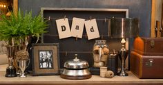 We are going vintage with Dad this Father's Day on REstyleSOURCE