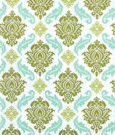 Shop Joel Dewberry Damask Dill Fabric at onlinefabricstore.net for $9.4/ Yard. Best Price & Service.