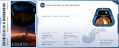 Boarding Pass for InSight Mission to Mars. Get your name on the mission ~ http://mars.nasa.gov/participate/send-your-name/insight/