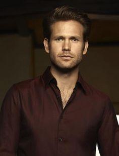 Favorite Vampire hunter/history teacher: Matt Davis-The Vampire Diaries.