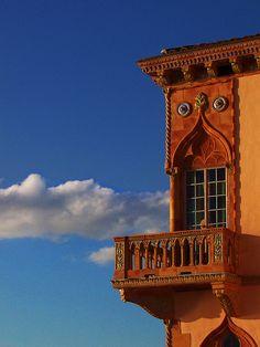 Cà d'Zan Mansion, Sarasota, Florida