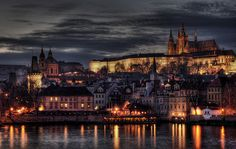 Prague, Czech Republic, one of the most beautiful cities in the world. I've always wanted to go
