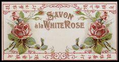 Belle Epoque Nouveau - embalagem e publicidade sabonetes e cosméticos do vintage. Parte III