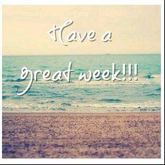 Feliz semana
