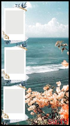 Framed Wallpaper, Iphone Background Wallpaper, Aesthetic Pastel Wallpaper, Aesthetic Wallpapers, Polaroid Picture Frame, Instagram Frame Template, Photo Collage Template, Instagram Background, Creative Instagram Stories
