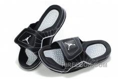 3d218099c5d01 Jordan Pas Cher - Air Jordan Hydro 12 Sandals Noir Lastest