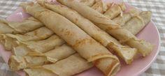 gluténmentes palacsinta, hajdinalisztes palacsinta Tacos, Gluten, Diet, Ethnic Recipes, Food, Essen, Meals, Banting, Yemek