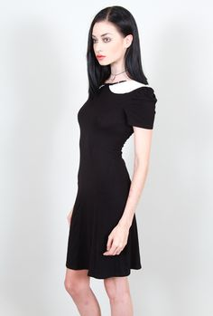 Wednesday Addams Dress, felice fawn