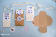 DIY Taschentücher für Freudentränen