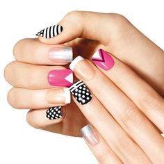 THESE ARE ON SALE FOR $4.99!!!! You cannot beat the price and they last also!!! If you have been thinking about press on nails go to my website and try these out.....there is a 45 money back guarantee on ALL items!!