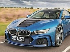 2017 BMW Redesign 2017 BMW Redesign - There will be an expansion of interest in exquisite autos. 2017 BMW may be anot. Bmw I8, Super Sport Cars, Super Cars, Concept Bmw, Best New Cars, 2017 Bmw, Cars 2017, Bavarian Motor Works, Cars