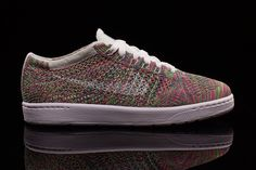 quality design df335 2e1b1 Nike s Tennis Classic Ultra Flyknit Gets the Multicolored Treatment
